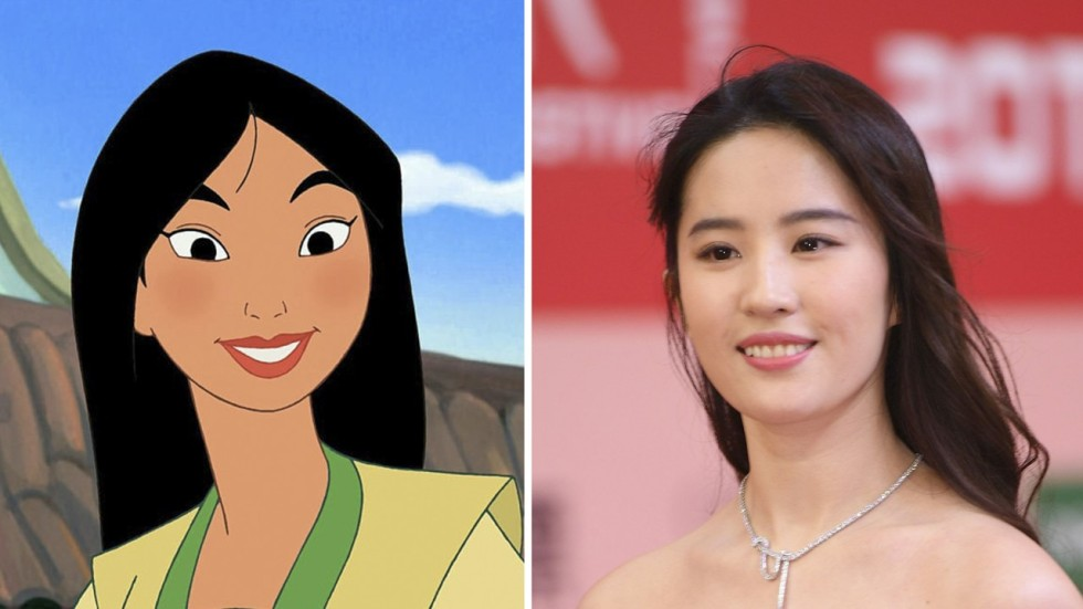 Crystal Liu Yifei Seven Things You Dont Know About The Chinese