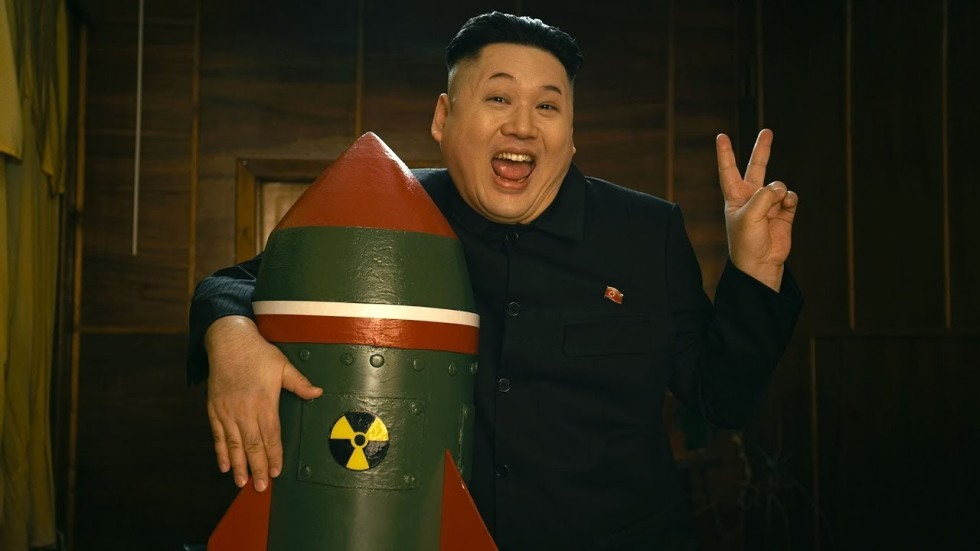 Kim Jong Un Lookalike From Hong Kong Falls In Love With Missile In Russian Rave Pop Video