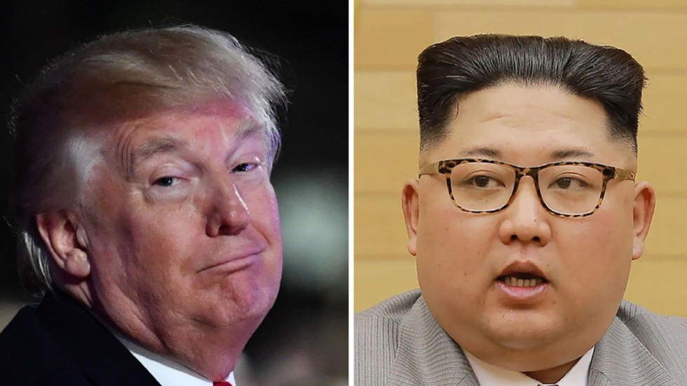 Donald Trump Boasted Of Nuclear Button In Response To Kim Jong Un