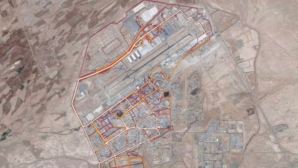 Fitness tracking app Strava reveals location of secret US army