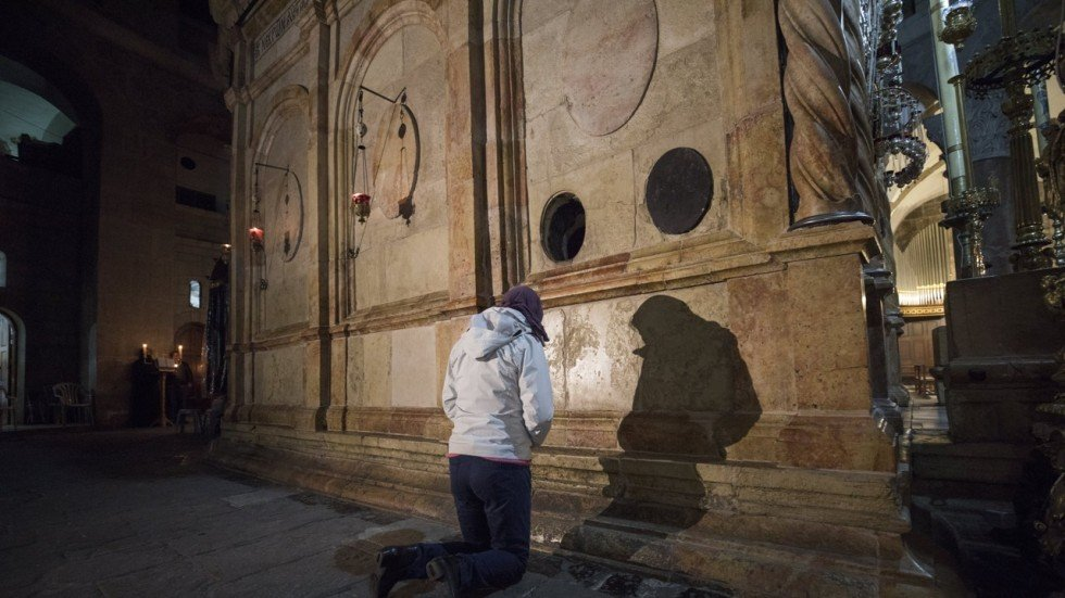 Jew Detector: Famous Jerusalem Church At Jesus Burial Site Reopens After