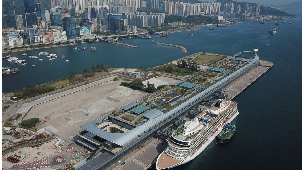 Kai Tak Cruise Terminal Is The Envy Of Rivals And Helping Hong Kong