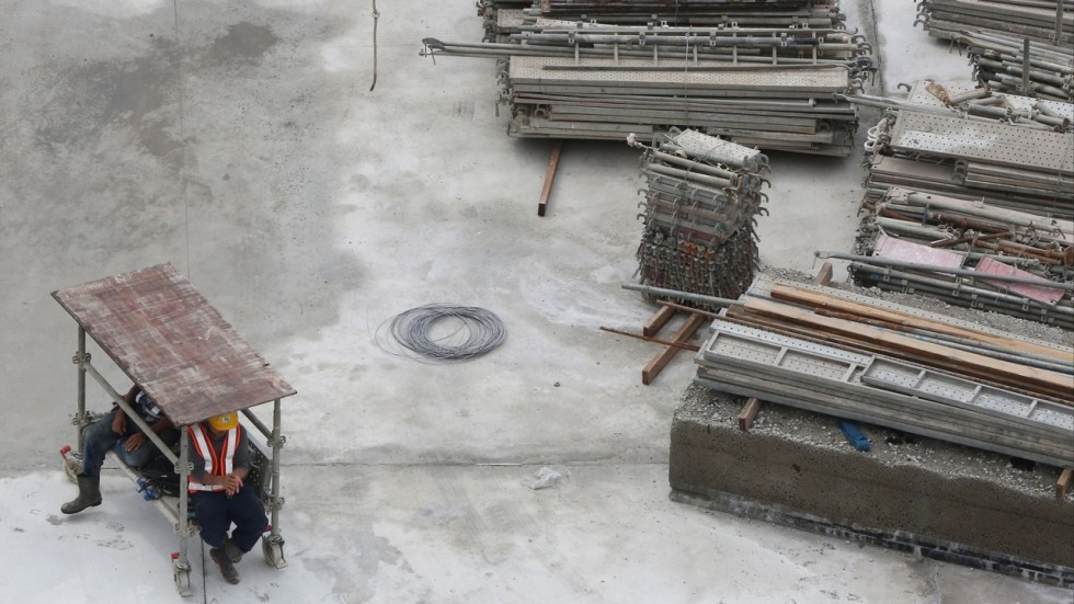 Faulty steel and concrete works add to woes for HK$87 ...