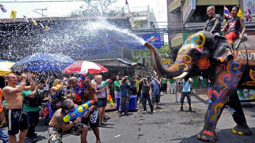 Image result for songkran festival