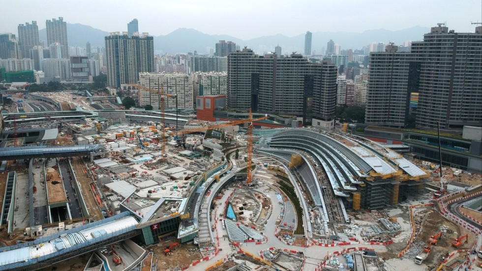 Will new supply in west kowloon dampen hong kongs record office david ji malvernweather Images
