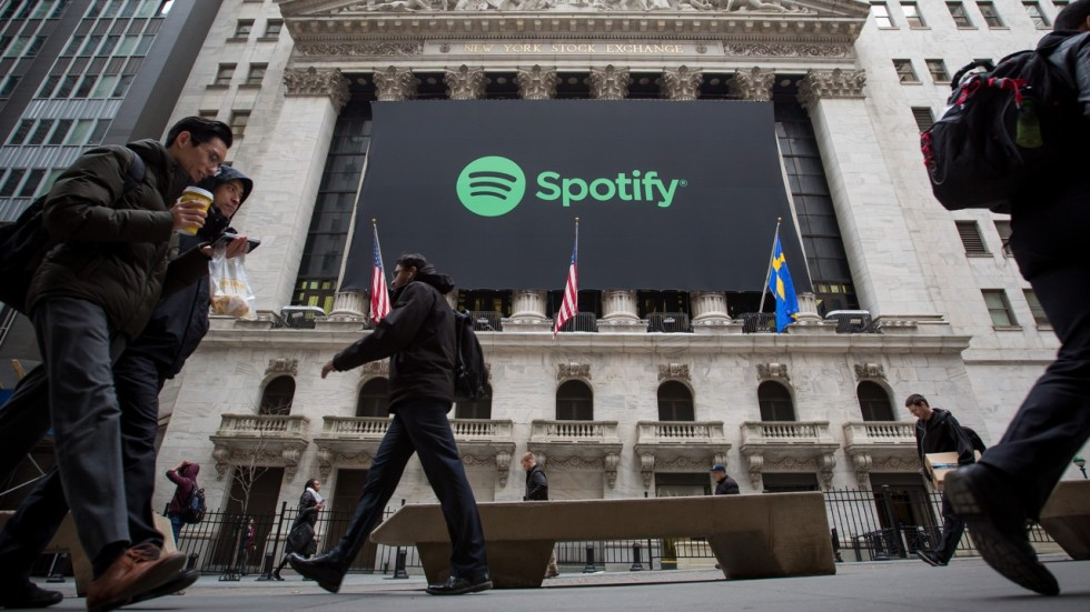 Spotifys Ipo Was A Success Never Mind That Its A Loss Making