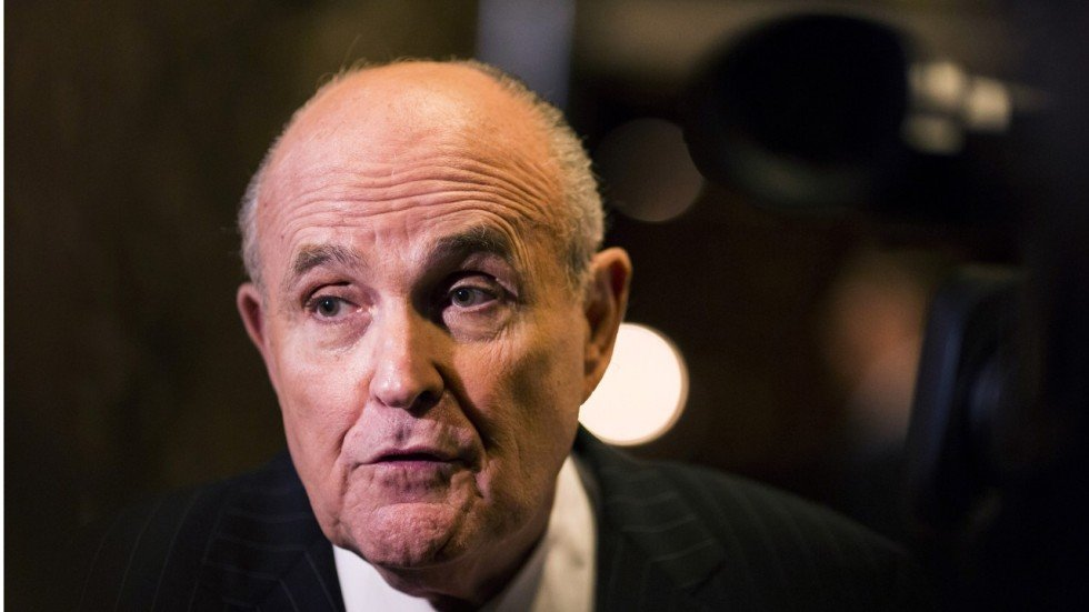 Rudy Giuliani Admits Donald Trump Repaid Lawyer Us130,000 -6307