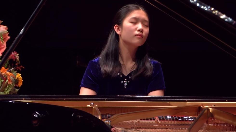 British music prizes for piano