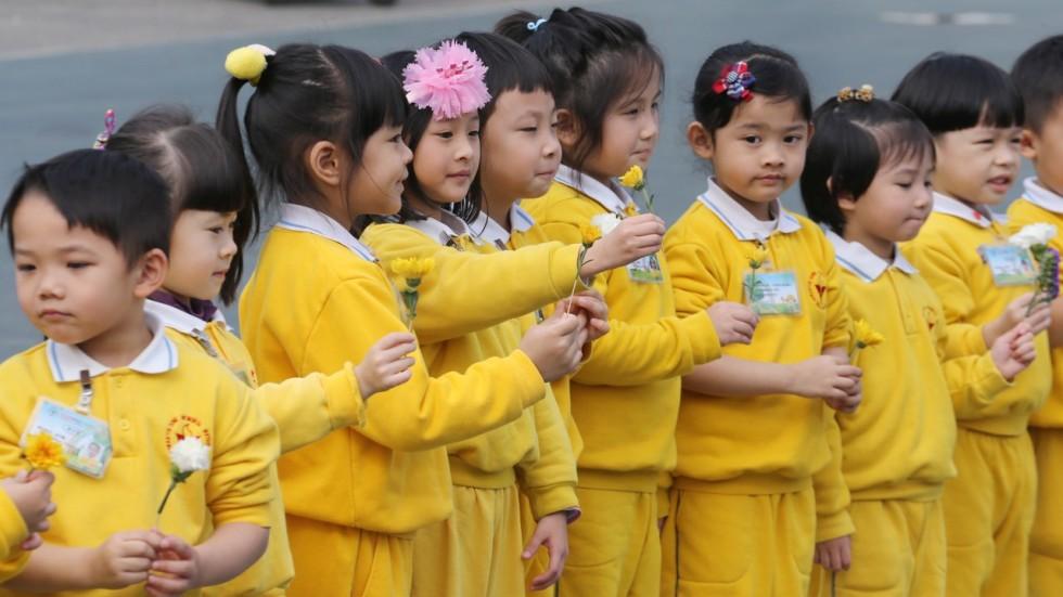 Full Marks For Hong Kongs New Free Quality Kindergarten Education