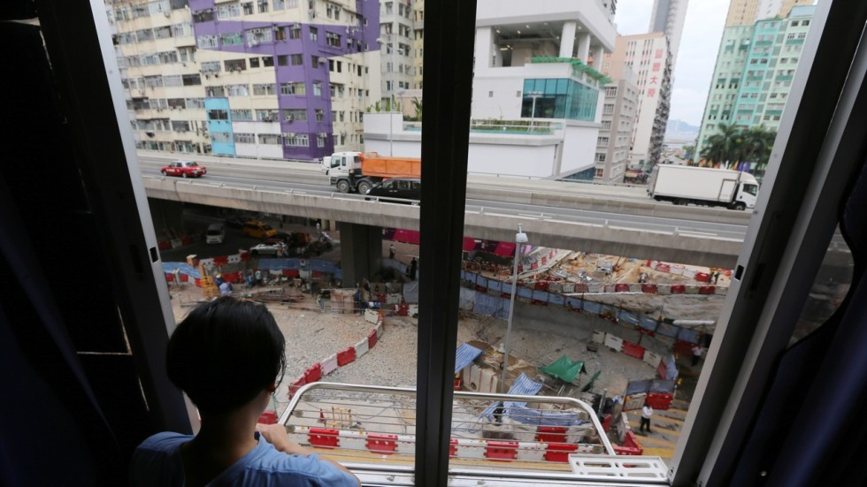 residents fear for their safety as buildings shake and cracks appear