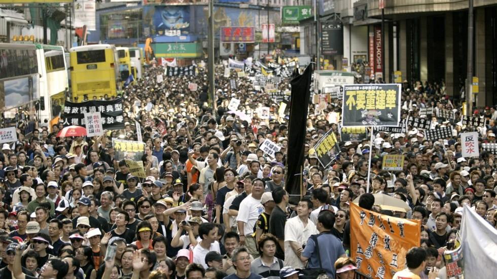 Article 40 hong kong basic law sexual harassment