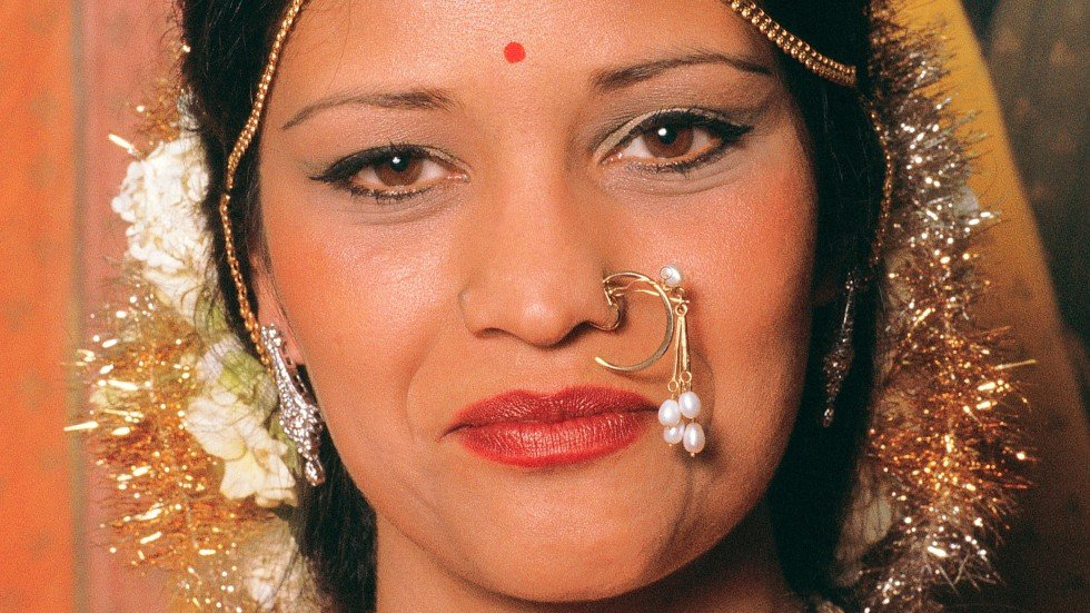 I Had Indian Nose Piercing In Honour Of Marriage Goddess Parvati