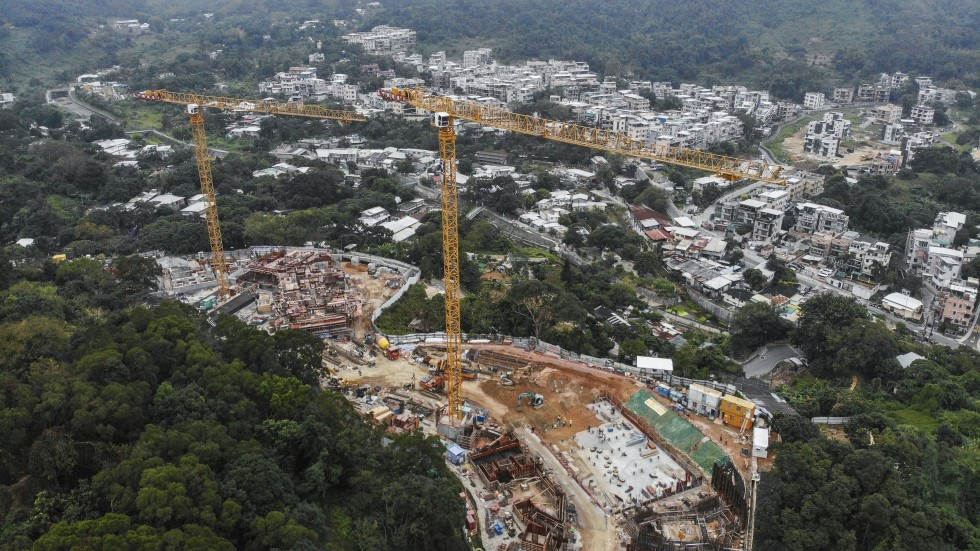 Hong Kongs First Residential Project Sale Of The Year Released With