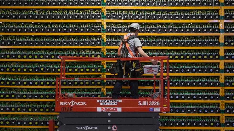 Bitcoin mining rig maker Canaan shelves Hong Kong plan for ...