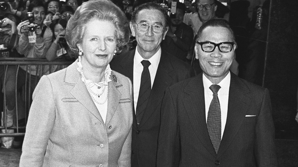 godfather of hong kong politics chung sze yuen once described by