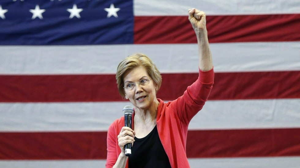 Democrat Elizabeth Warren Kicks Off 2020 Run Hobbled By Ancestry