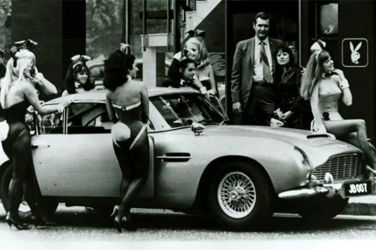 Classic Bond Cars Are Always Golden Style Magazine South China