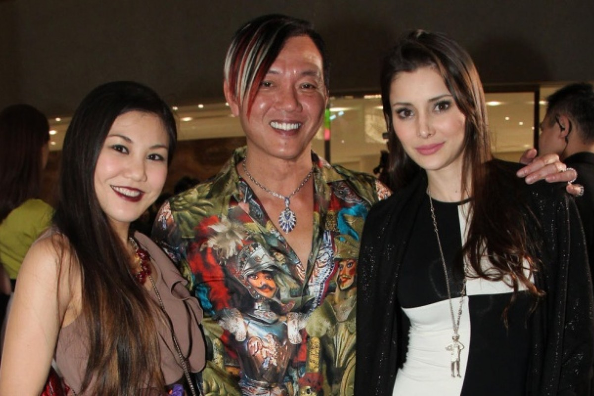 Charlotte Chen, Stephen and Deborah Hung