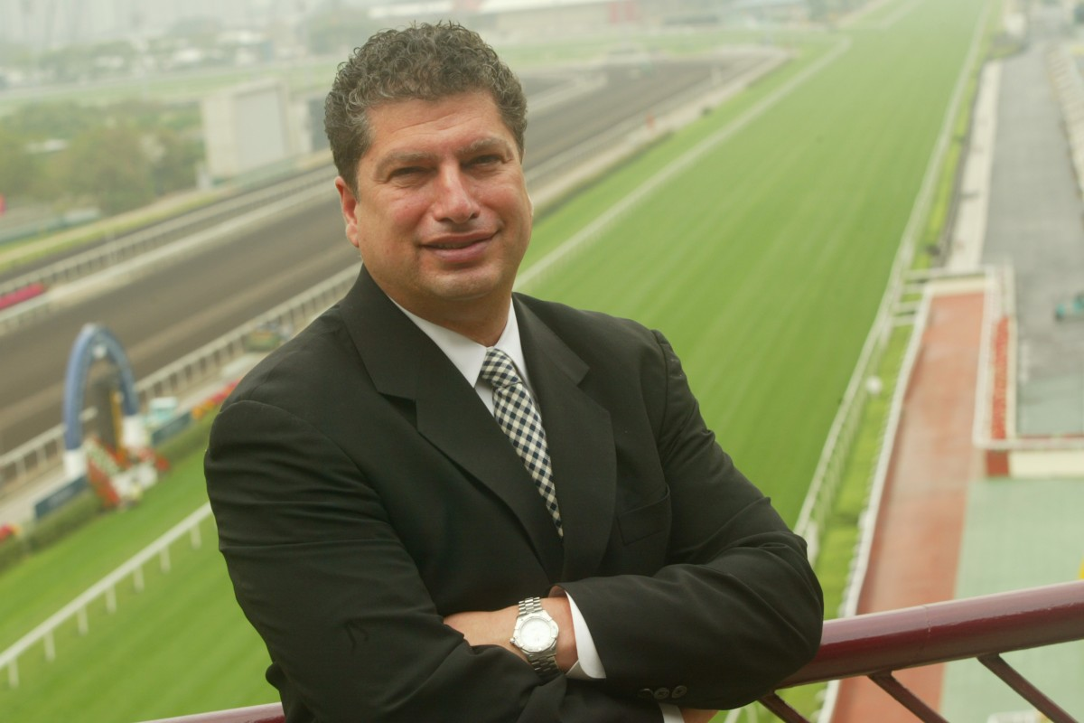 Jockey Club executive director of racing Bill Nader expects a turnover in excess of $1.6 billion for Sunday's 11-race card. Photo: Kenneth Chan