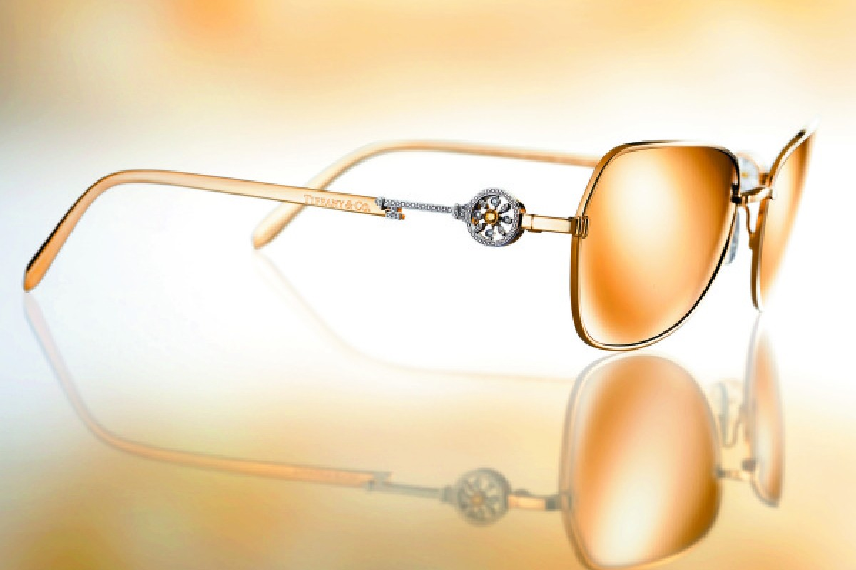Puyi Optical's delicate collaboration with Tiffany & Co takes about four months to complete.