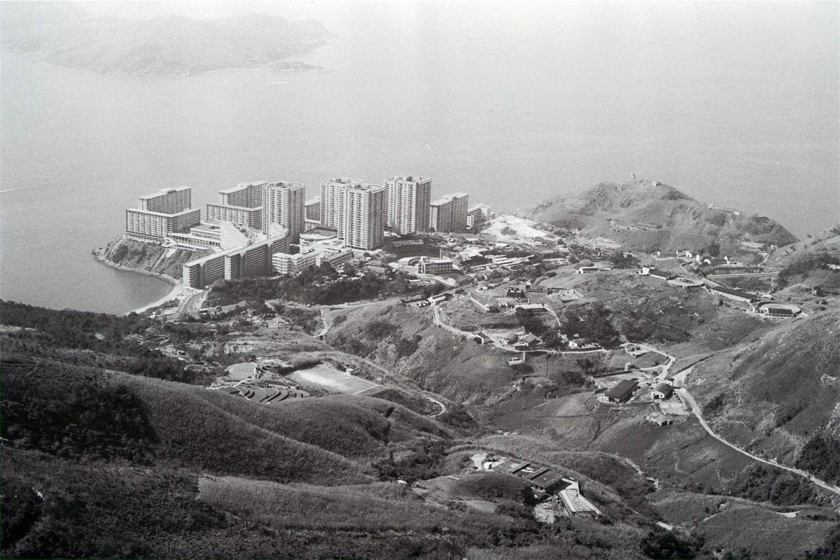 Wah Fu Estate in 1968. Photos: Nora Tam; SCMP Photos