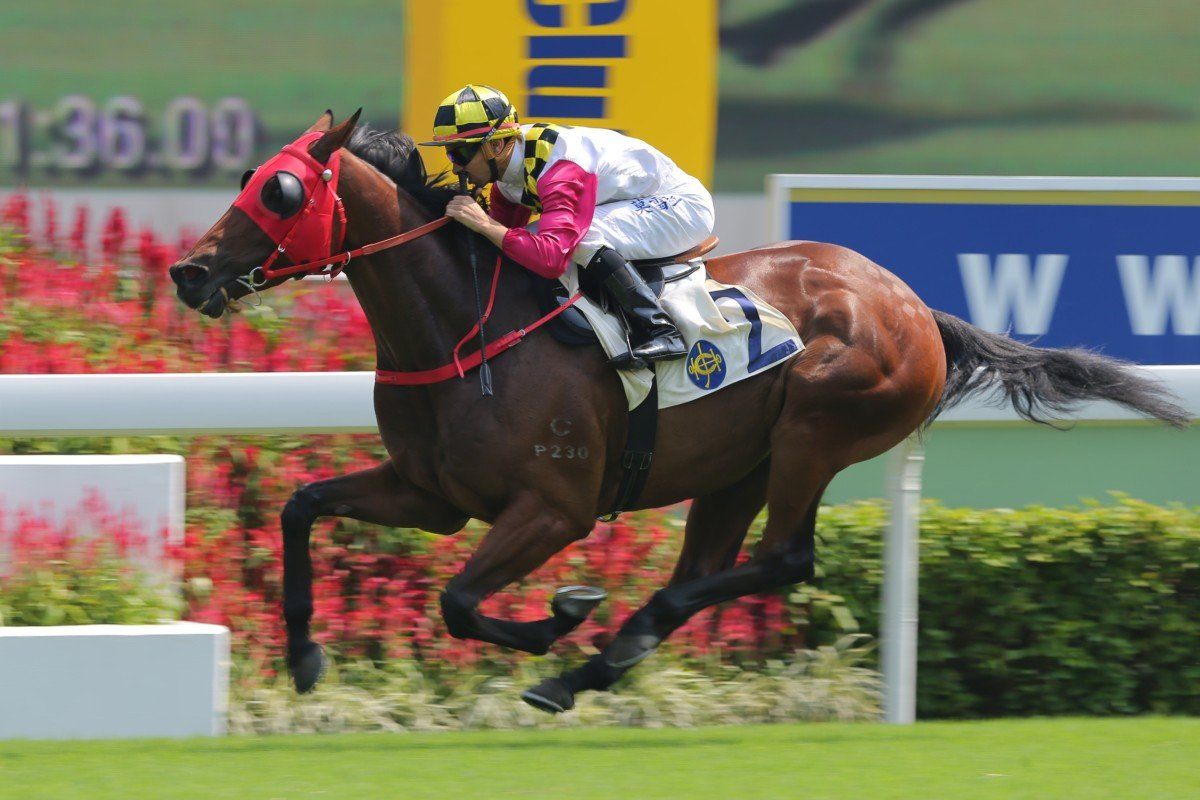 Joao Moreira started the day brightly by winning aboard Supreme Profit in the second event.