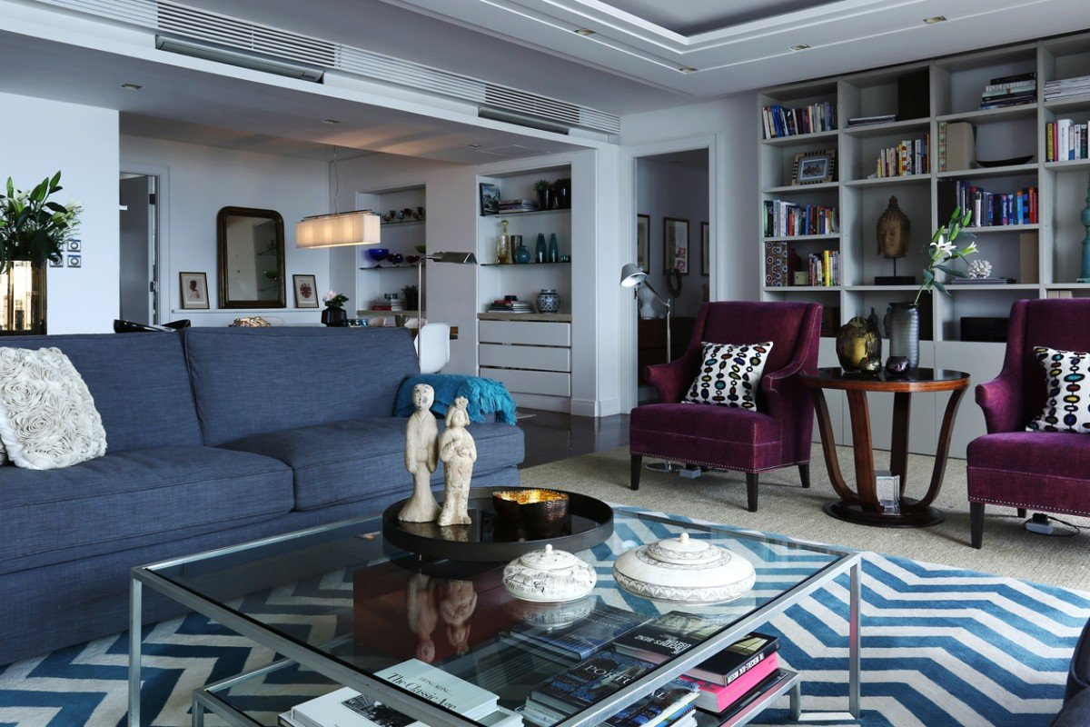 No matter how much we already own  a new living space usually calls for a  shopping trip  whether it is a specific piece of furniture  storage or  artwork. A nomadic family s eclectic Hong Kong home   Post Magazine   South
