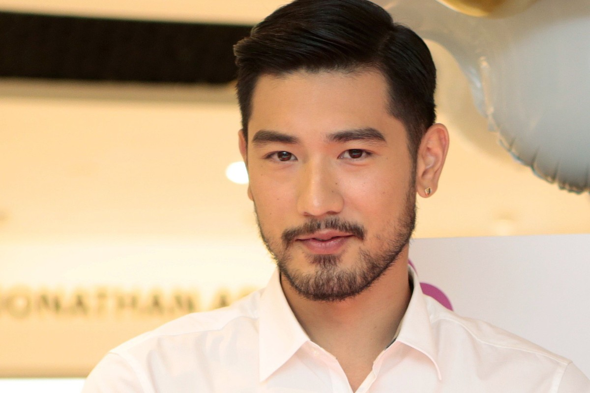 Godfrey Gao shares his beauty secrets with STYLE