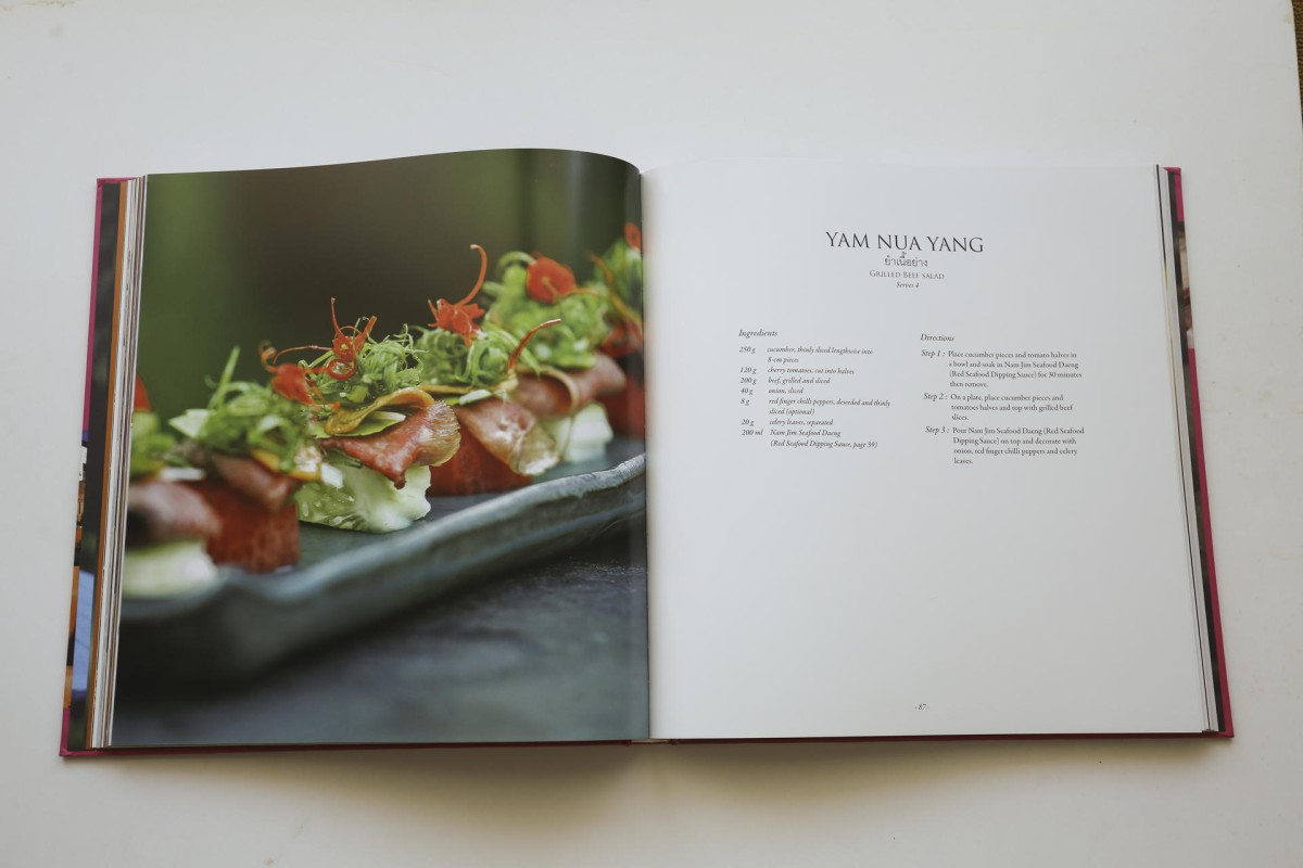 Book issaya siamese club cookbook innovative thai cuisine by chef you might be forgiven for thinking that this oversize cookbook belongs on the coffee table rather than in the kitchen in the same way that you might assume forumfinder