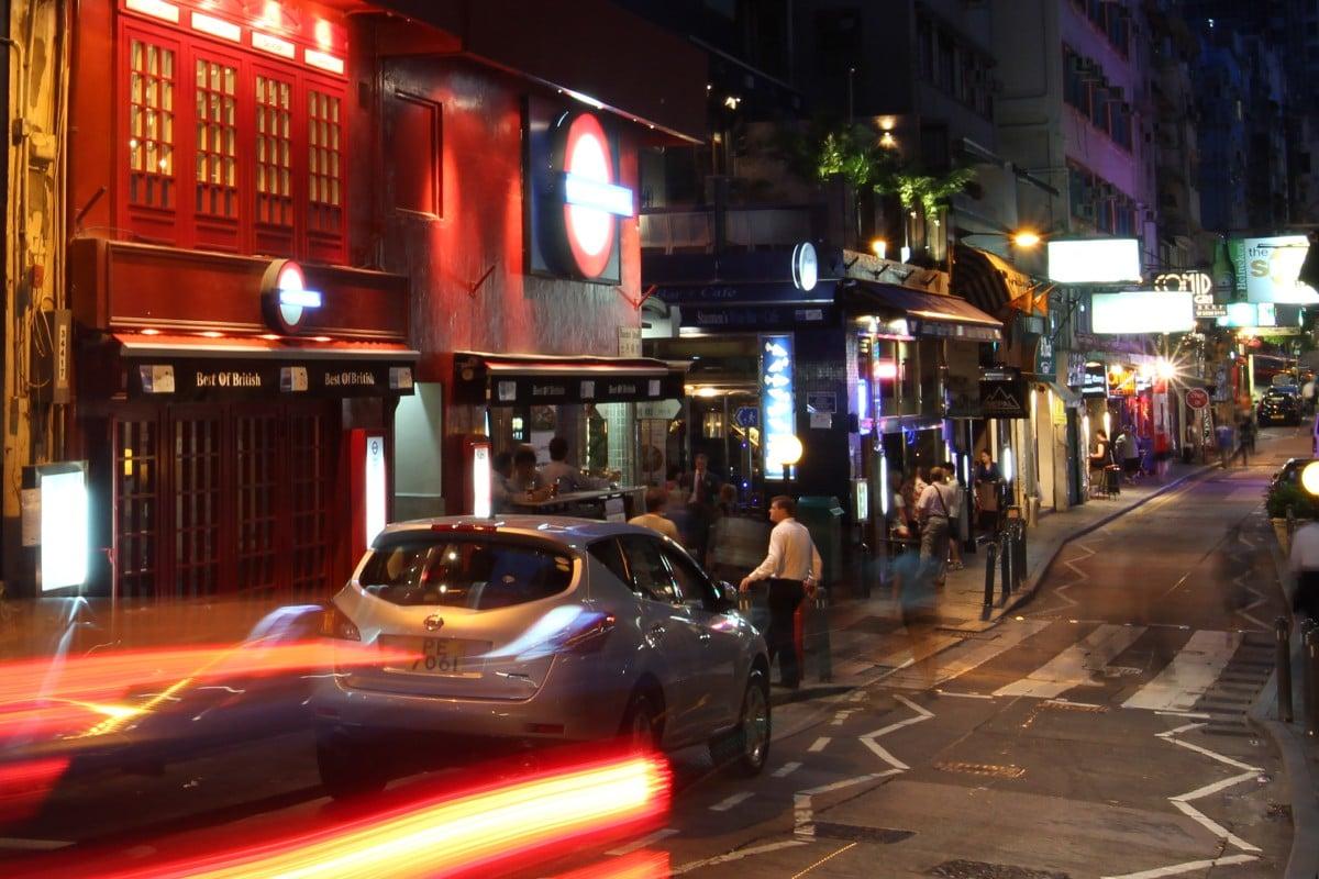 New York has a SoHo so Hong Kong needs its own.
