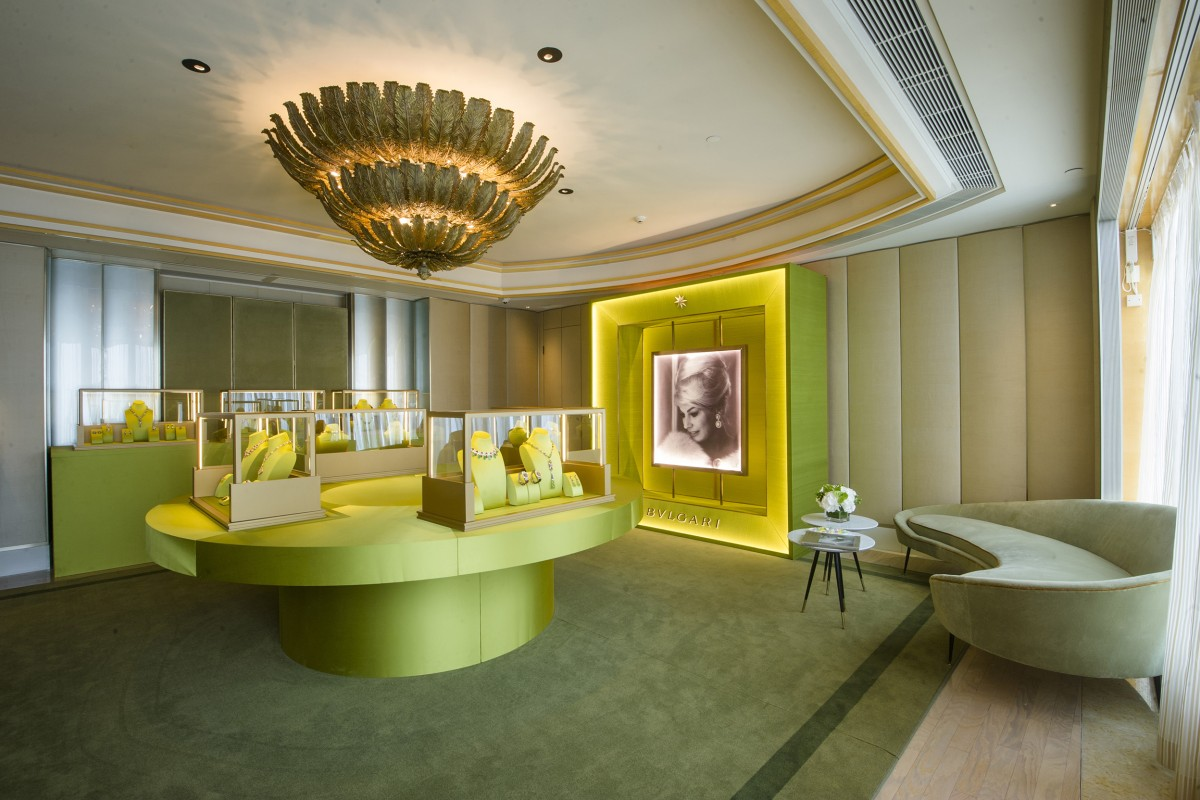 Italian jeweller Bulgari recently presented a high jewellery exhibition – The Master of Colours – in Hong Kong.