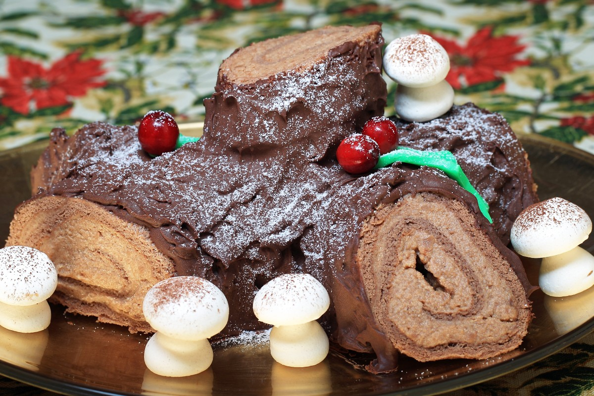 Susan Jung\'s Christmas recipes: buche de Noel | Post Magazine ...