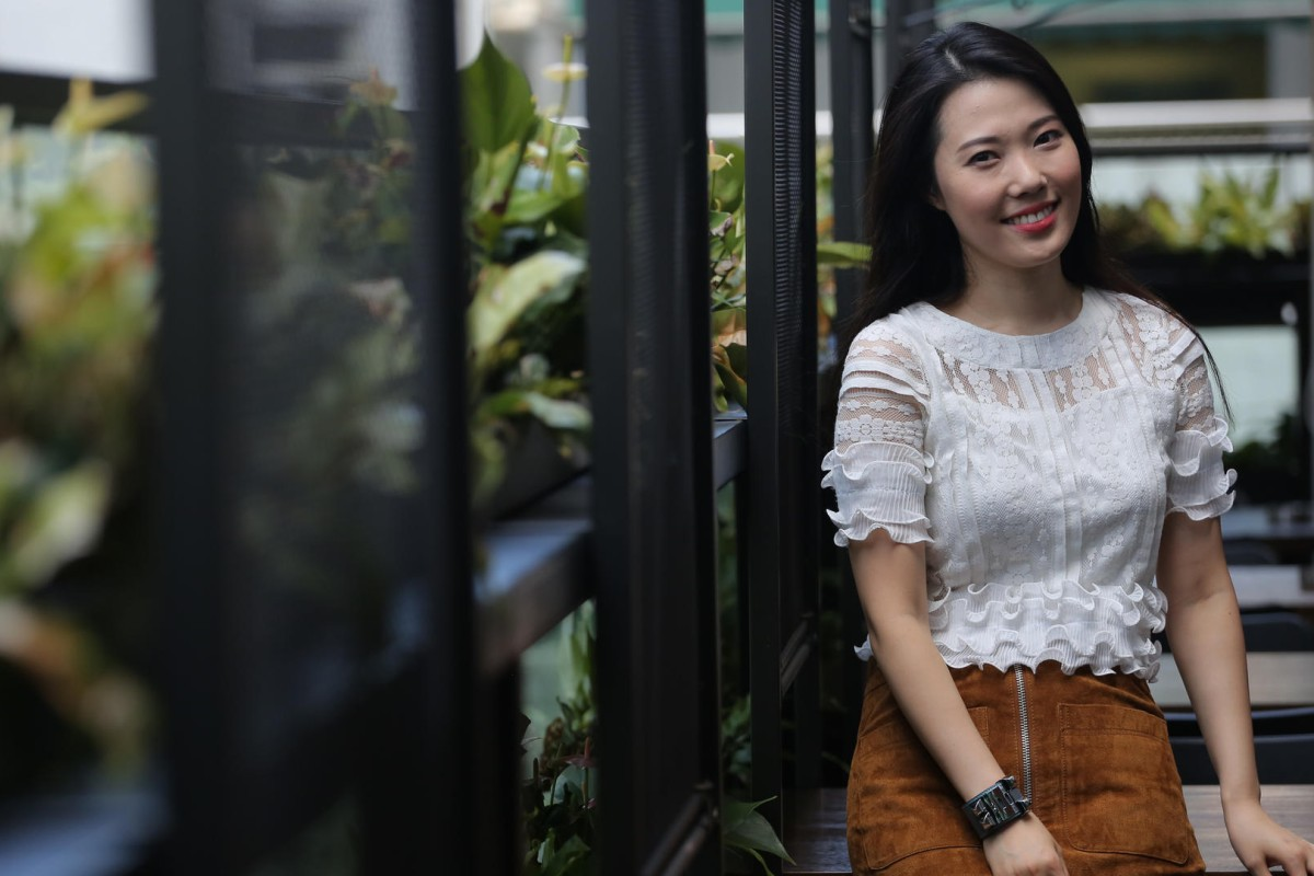 Chinese power blogger Sue Chang