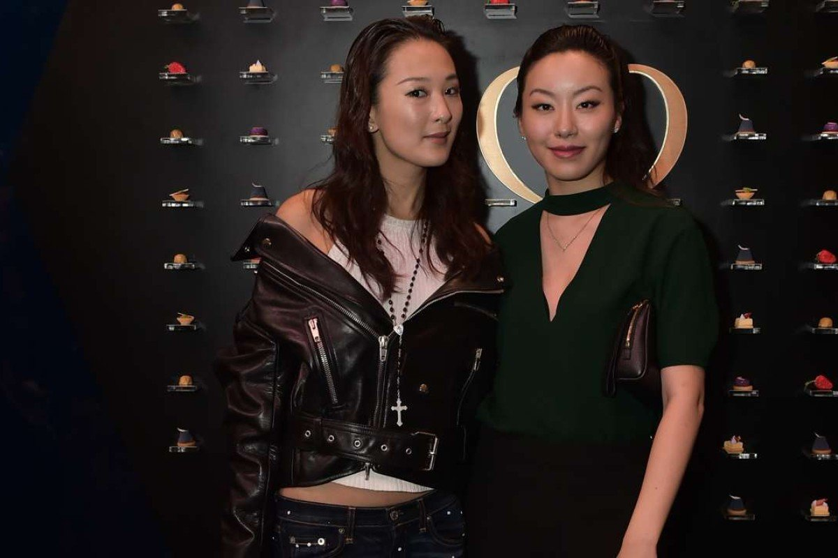 Antonia Li and Ruth Chao