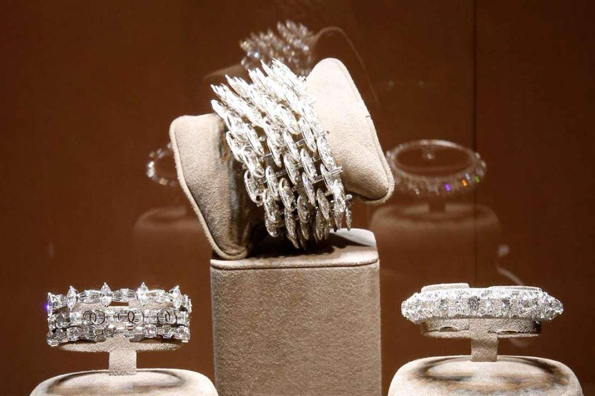 Nirav Modi presented more than 100 magnificent high-jewellery pieces at the Biennale des Antiquaires.