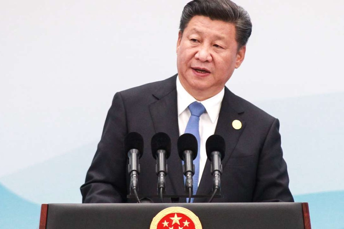 President Xi Jinping's speeches on the same day risked giving mixed messages. Photo: Simon Song