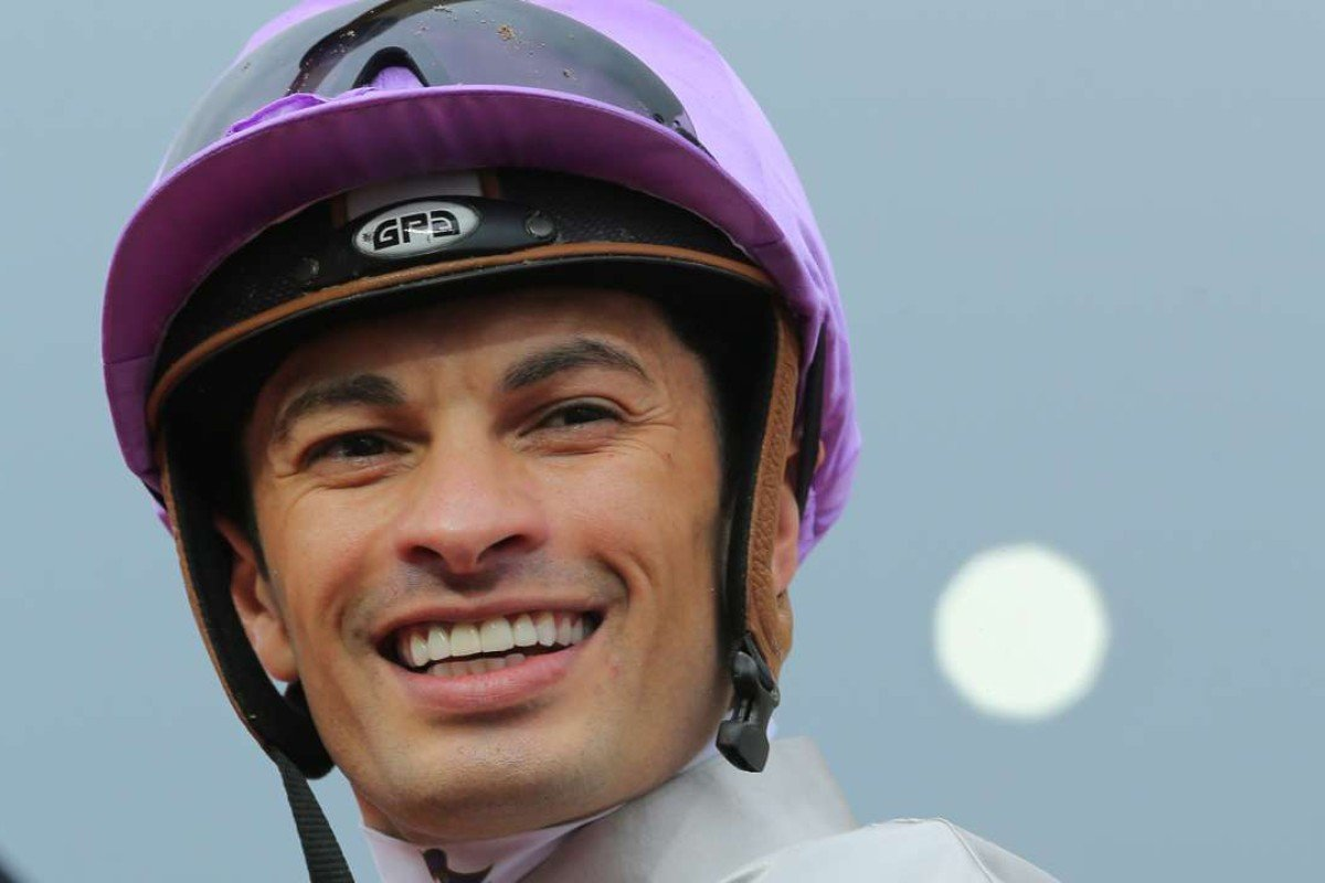 Silvestre de Sousa is back riding in Hong Kong and ready to make an impact. Photos: Kenneth Chan
