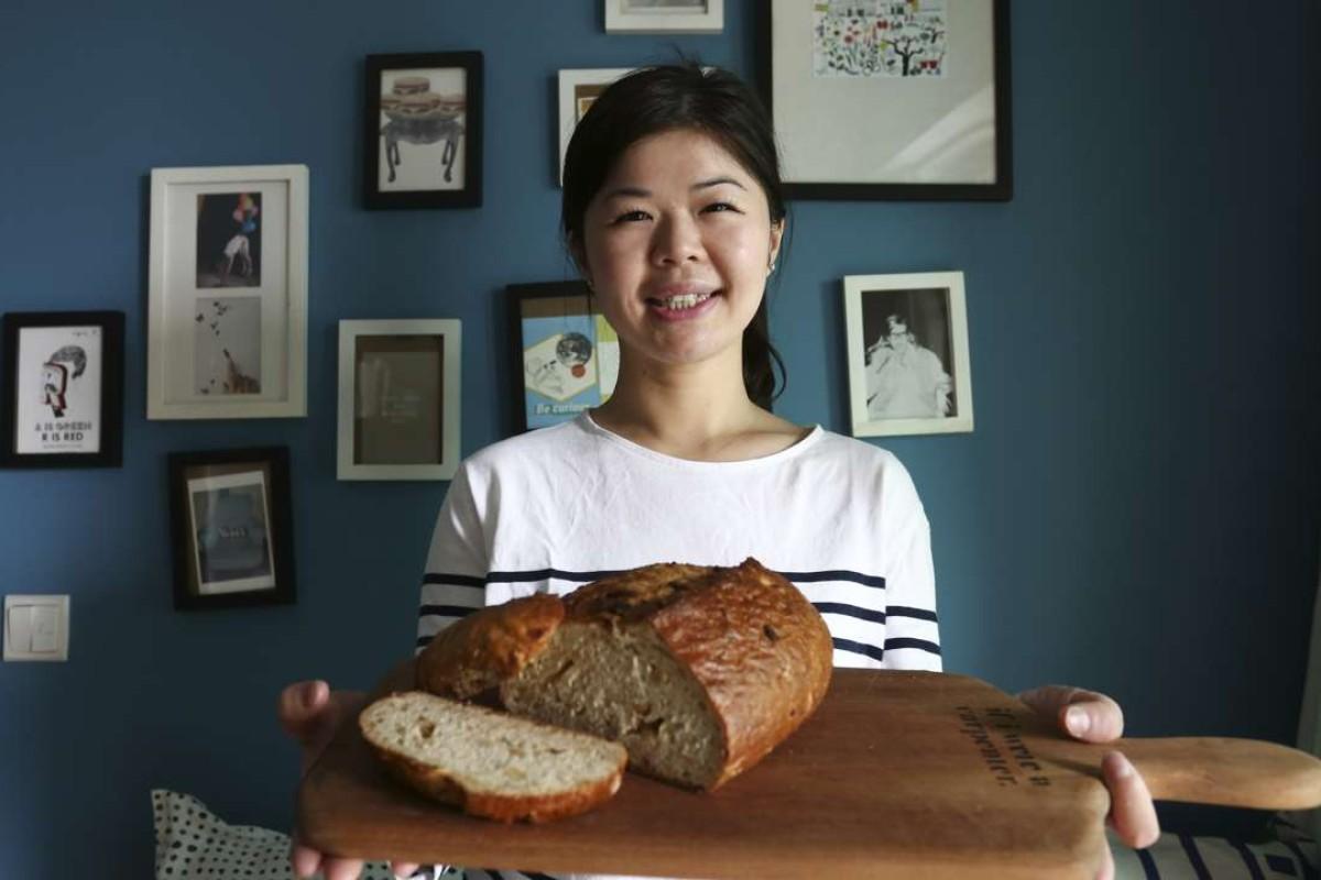 Gloria Chung. Pictures: Jonathan Wong