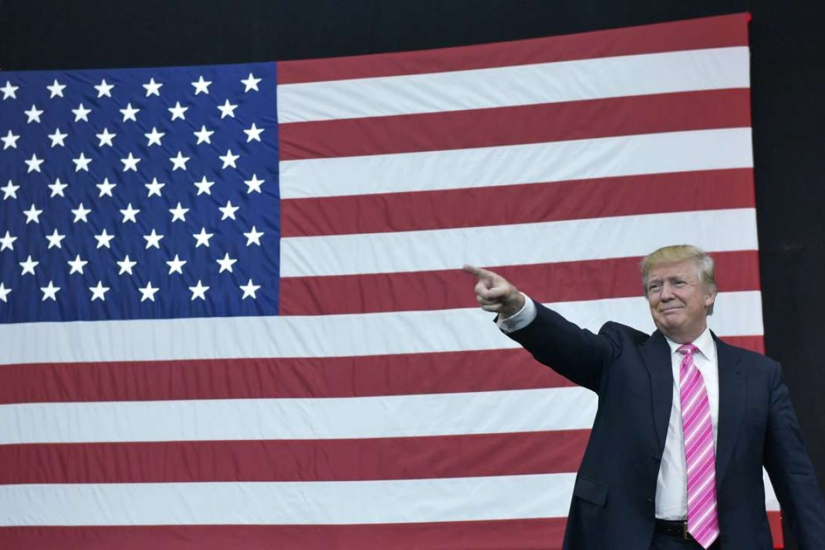 Is Donald Trump right to pursue protectionism? Photo: AFP