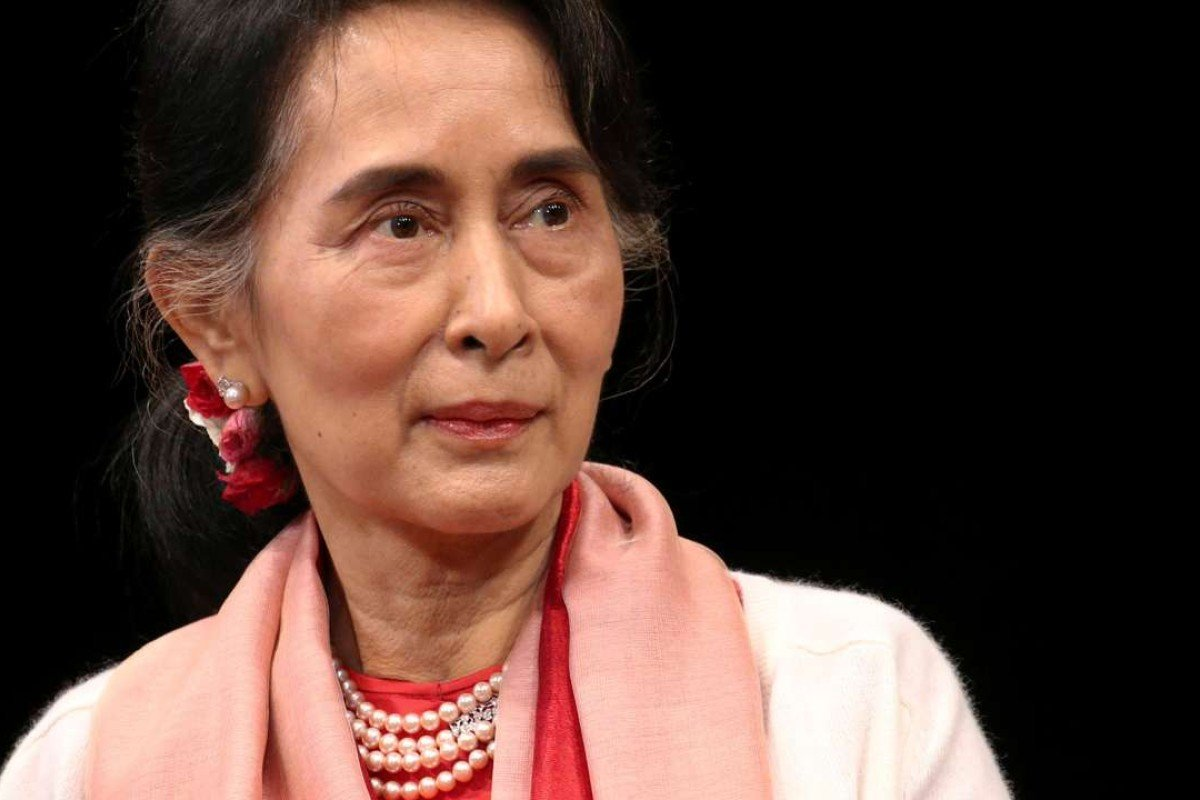 is it fair to blame aung san suu kyi for ethnic cleansing in  some have condemned aung san suu kyi s response to the escalating violence photo reuters