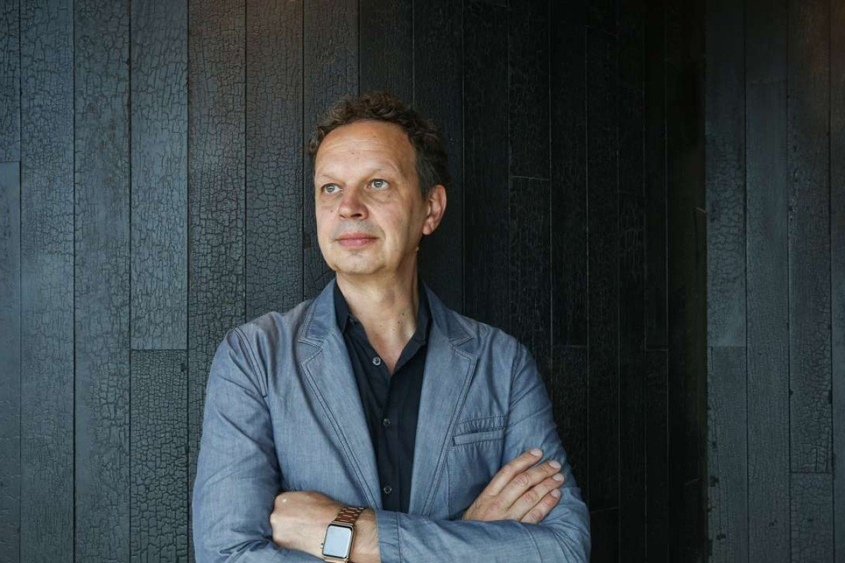 how tom dixon became a designer by accident and why he s growing furniture underwater post. Black Bedroom Furniture Sets. Home Design Ideas