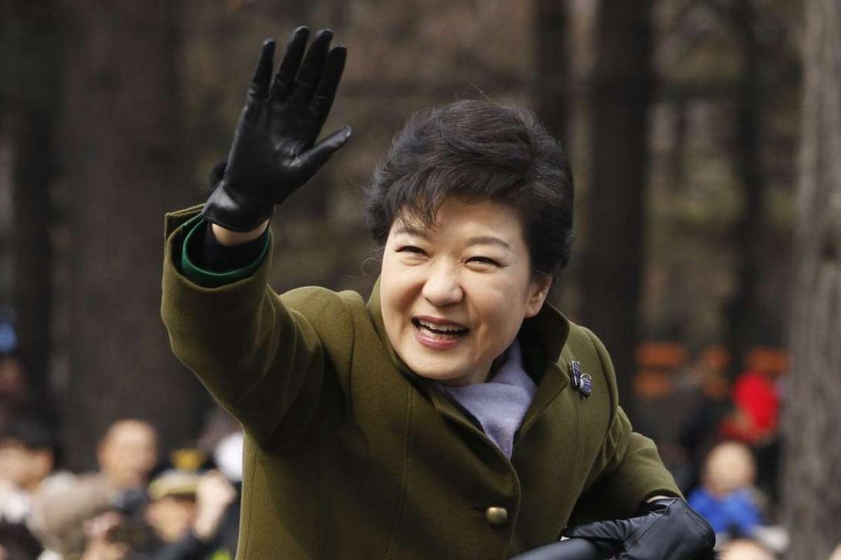 South Korea's President Park Geun-hye. Photo: Reuters