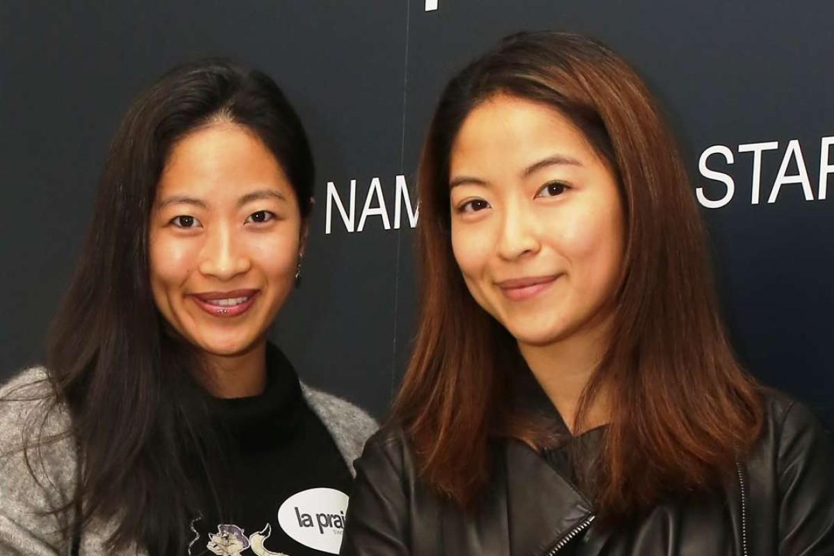 Robin and Charlotte Hwang