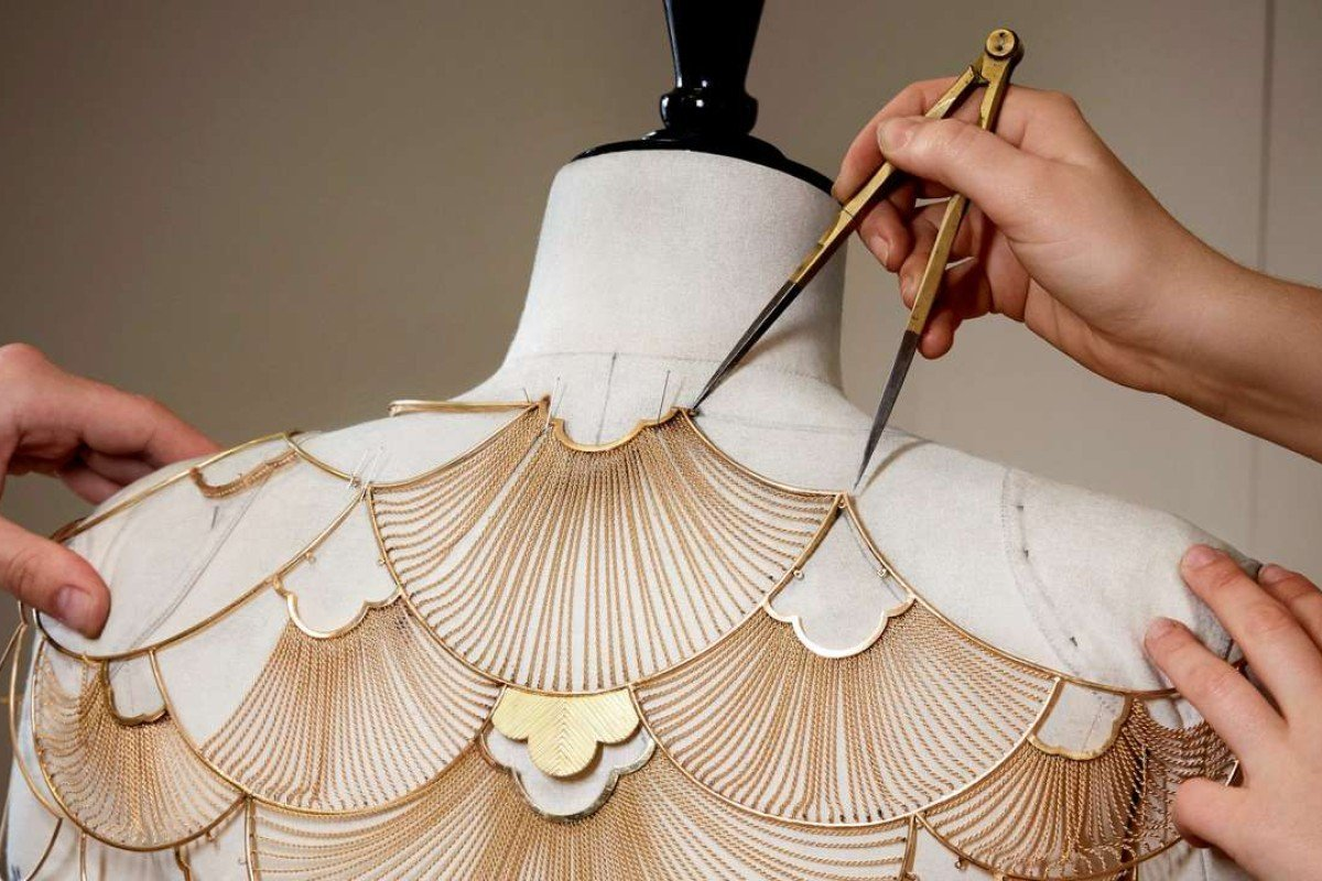 Luxury fashion and jewellery designers rely on expert craftsmanship