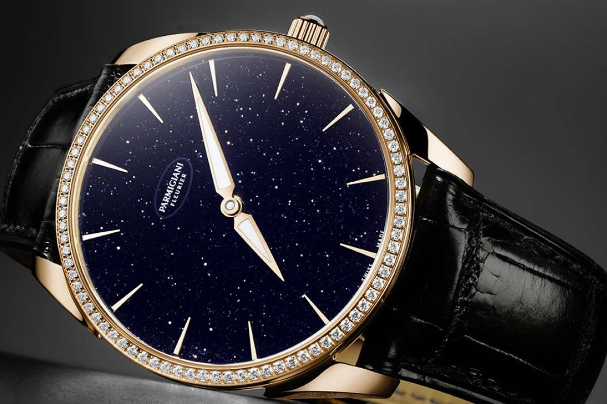 Dials of aventurine, meteorite and rose gold take centre stage in Parmigiani Fleurier's luxury watch collections