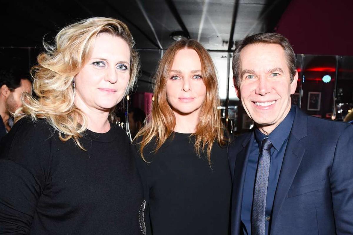 Justine Koons, Stella McCartney, Jeff Koons