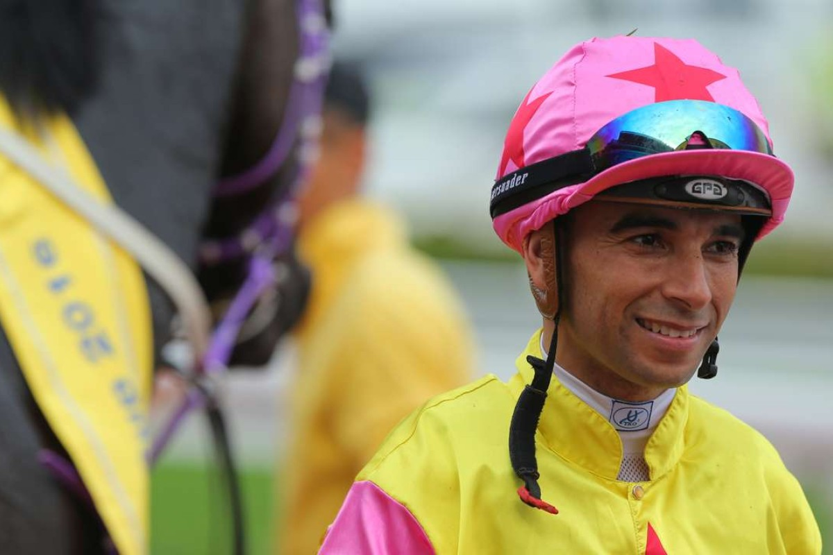 Racing Supernova is one of a number of terrific chances for Joao Moreira on Monday. Photos: Kenneth Chan.