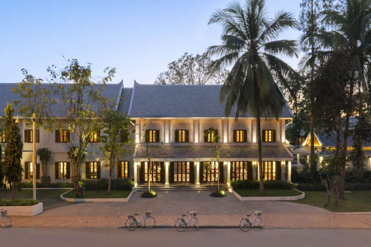 The Azerai Luang Prabang, first of a new hotel brand launched by Aman Resorts founder Adrian Zecha.