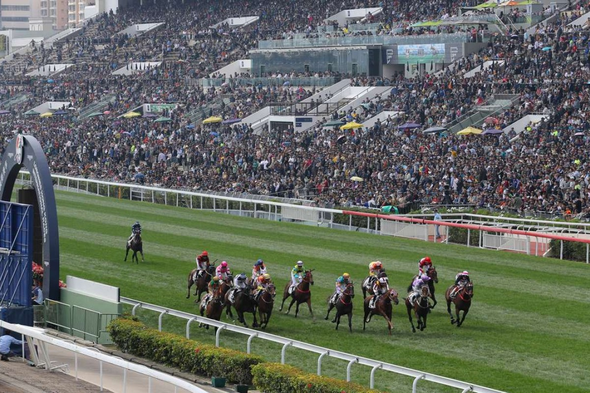 Sha Tin is packed for a record-breaking Hong Kong International Races – another example of the Jockey Club running like a well-oiled machine. Photos: Kenneth Chan