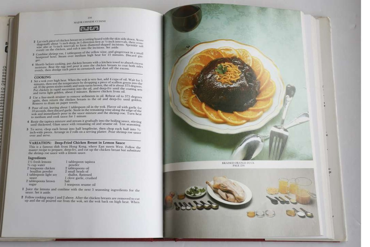 A recipe from the book Everything You Want to Know About Chinese Cooking.